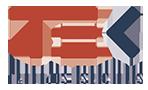 TEK Trabajos Especiales Bizkaia Logo